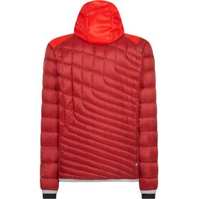 La Sportiva Phase Veste En Duvet Homme, rouge
